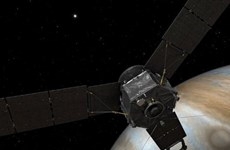 Những bí ẩn của Sao Mộc sắp được hé lộ qua tàu vũ trụ Juno
