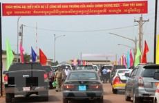 Từ 7/7, Tây Ninh thu phí sử dụng hạ tầng ở cửa khẩu Chàng Riệc