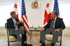 Mỹ và Gruzia ký thỏa thuận an ninh để tăng cường phòng thủ