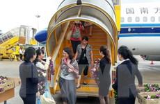 Chính thức mở thêm đường bay quốc tế Quảng Châu-Phú Quốc