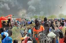 Gần 300 người chết thảm vì các trận đấu súng ở Nam Sudan