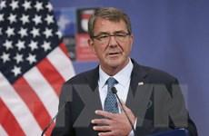 Bộ trưởng Quốc phòng Mỹ Ashton Carter bất ngờ tới thăm Iraq