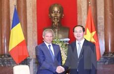 Đề nghị Romania sớm công nhận Việt Nam có nền kinh tế thị trường