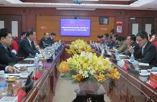 Phó Chủ tịch nước Lào thăm và làm việc tại tỉnh Hải Dương