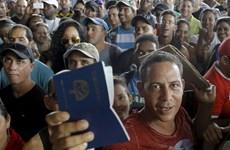 Cuba vẫn tiếp tục phản đối chính sách nhập cư của Mỹ