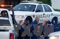 Nổ súng tại thành phố Baton Rouge, 3 cảnh sát Mỹ thiệt mạng