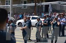 Armenia: Đụng độ giữa cảnh sát và người biểu tình tại Yerevan