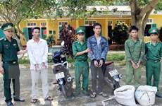 Tỉnh Quảng Trị triệt phá đường dây mua bán thuốc nổ trái phép