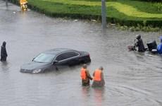 Mưa lũ gây thiệt hại ở Trung Quốc, gần 130 người thiệt mạng