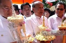 Việt Nam-Campuchia tăng hợp tác trong lĩnh vực tôn giáo