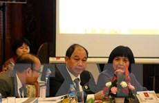 Việt Nam dự hội nghị Bộ trưởng kinh tế ASEAN với thương mại Mỹ