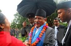 Tân Thủ tướng Nepal Kamal Dahal nhậm chức và bổ nhiệm nội các