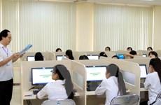 Bắt đầu kỳ thi đánh giá năng lực đợt 2 của Đại học Quốc gia Hà Nội