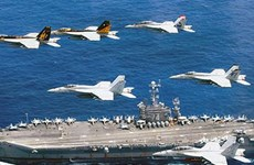 Trung Quốc lại phô diễn sức mạnh ở hai vùng biển tranh chấp