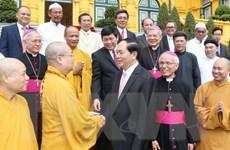 Việt Nam luôn thực hiện nhất quán đoàn kết dân tộc, tôn giáo