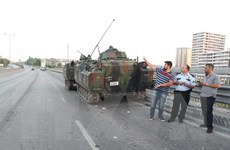 Thổ Nhĩ Kỳ siết chặt an ninh quanh Lãnh sự quán Israel