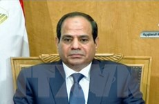 Tổng thống Ai Cập tuyên bố ra tranh cử nhiệm kỳ hai vào 2018
