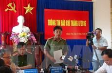 Khởi tố 9 bị can trong vụ phá rừng pơmu ở huyện Nam Giang