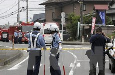 Xả súng tại công ty xây dựng của Nhật Bản, 4 người thương vong