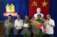 Thêm 5 đối tượng ra đầu thú vụ phá rừng pơmu tại Nam Giang