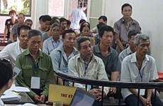 Hà Nội phạt tù nhóm đối tượng hủy hoại tài sản của người dân