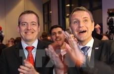 Đức: Tỷ lệ ủng hộ các đảng lớn giảm mạnh tại bang Niedersachsen