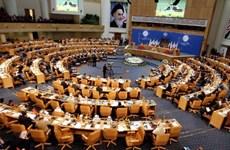Bắt đầu hoạt động của Hội nghị thượng đỉnh lần thứ XVII NAM