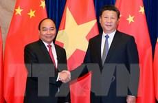 Toàn văn Thông cáo chung Việt Nam và Trung Quốc