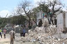 Phiến quân Al-Shabaab chiếm một thị trấn gần biên giới Kenya