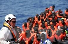 Libya chặn giữ 1.425 người di cư tìm cách vượt Địa Trung Hải