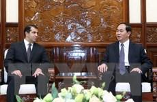 Việt Nam-Azerbaijan sớm tiến hành kỳ họp Ủy ban liên chính phủ