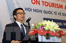 Phó Thủ tướng Vũ Đức Đam dự Hội nghị quốc tế về Du lịch-Thể thao