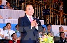 Thủ tướng tuyên bố khai mạc Đại hội Thể thao bãi biển châu Á