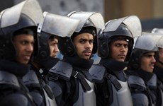 Ai Cập kết án tử hình 7 người Hồi giáo về tội giết cảnh sát