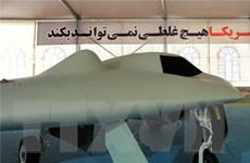 Iran có máy bay tấn công không người lái tương tự vũ khí Mỹ