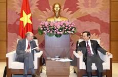 EFTA-Việt Nam có một quan hệ đối tác toàn diện và sâu sắc hơn