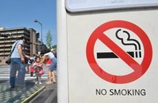 Tổng thống Philippines sắp cấm hút thuốc ở nơi công cộng
