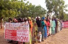 Nigeria: Boko Haram trả tự do cho 21 nữ sinh tại làng Chibok