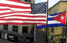 Phái đoàn của Mỹ đến Cuba tiến hành đối thoại về nhân quyền