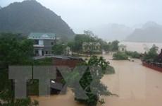 Cảnh báo ngập lụt có thể tiếp diễn tại Hà Tĩnh và Quảng Bình
