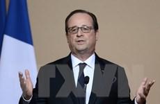 Tổng thống Pháp chủ trì cuộc họp an ninh về Syria và Iraq
