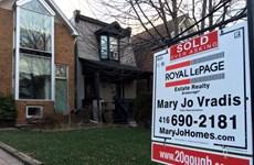 """Hãng Moody's: Giá nhà tại Canada sẽ không """"hạ cánh cứng"""""""