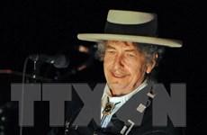 Nhạc sỹ người Mỹ Bob Dylan đồng ý nhận giải thưởng Nobel Văn học