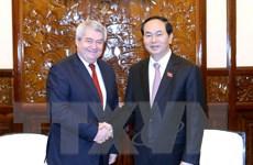 Làm sâu sắc hơn quan hệ hữu nghị truyền thống Việt Nam-Séc