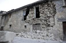 Chính phủ Italy công bố kế hoạch hỗ trợ người dân sau động đất