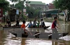Bình Định: Mưa lũ gây ngập úng, chia cắt tại nhiều địa phương