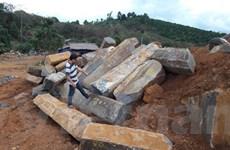 Đùn đẩy trách nhiệm xử lý khai thác đá trái phép ở Đắk Nông