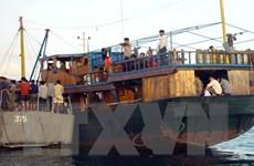 Philippines nối lại hoạt động tuần tra tại bãi cạn Scarborough