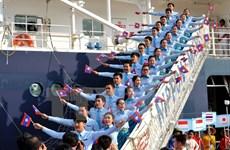 Tàu Thanh niên Đông Nam Á và Nhật Bản sẽ đến TP Hồ Chí Minh