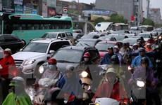 Hà Nội sớm khắc phục giải tỏa nút thắt giao thông hồ Linh Đàm